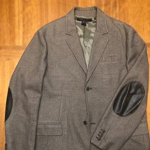 Marc Jacobs Brown Tweed Men's Blazer - sz XL